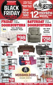 recliner sale!