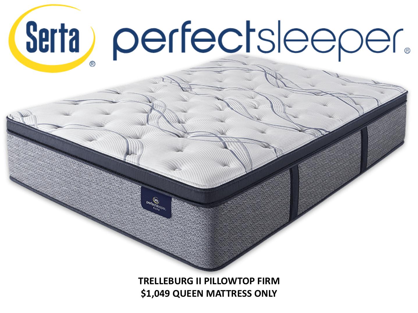 Trelleburg II Pillowtop Firm