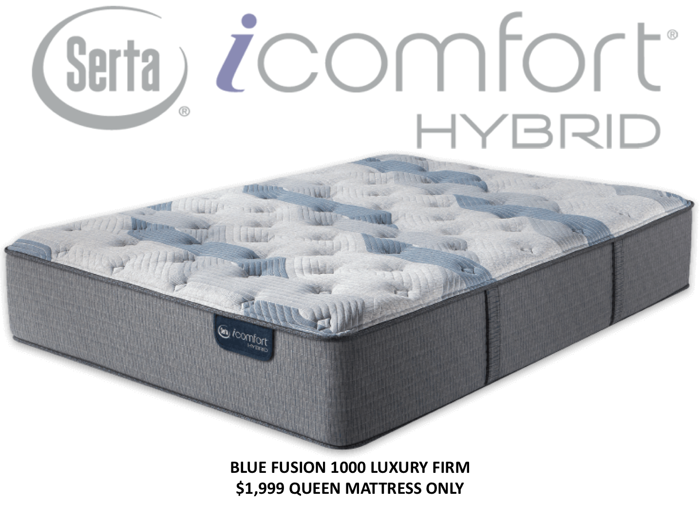 Blue Fusion 1000 Luxury Firm